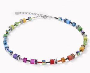 collier-coeur-de-lion-acier-geocube-2838101520-multicolore