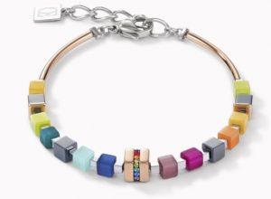 bracelet-coeur-de-lion-acier-geocube-5009301500-multicolore