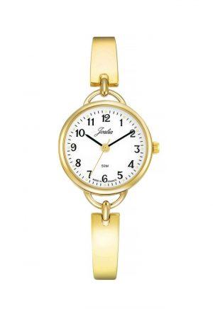 montre-ronde-femme-dore-bracelet-doré-630647