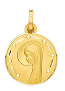 medaille-or-jaune-vierge-9-carats