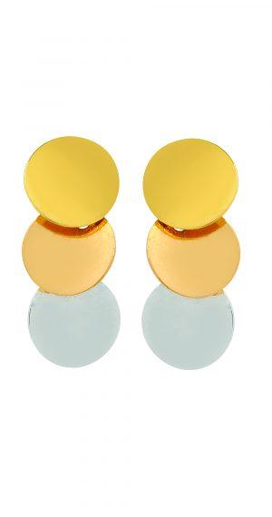 boucles-d-oreilles-or-18carats-tricolore-pendantes