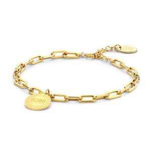 bracelet-acier-co88-dore