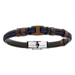 bracelet-homme-cuir-cordon-bois-homme