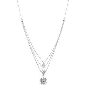 bijou-collier-argent-3-rangs-soleil