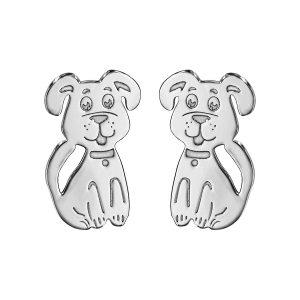 boucles-d-oreilles-argent-enfants-chien-assis
