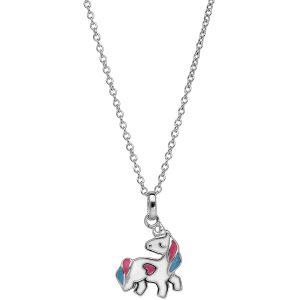 collier-argent-enfant-licorne