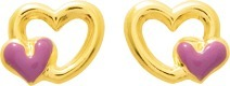 boucles-d-oreilles-or-9-carats-coeurs-a-vis