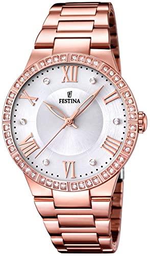 montre-festina-femme-cuivree-f167211