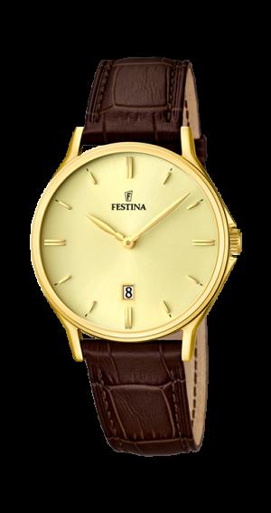 montre-festina-homme-classique-doree-f167472