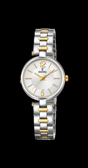 montre-festina-femme-bicolore-f203121