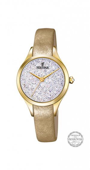 montre-festina-femme-cuir-mademoiselle-f204101