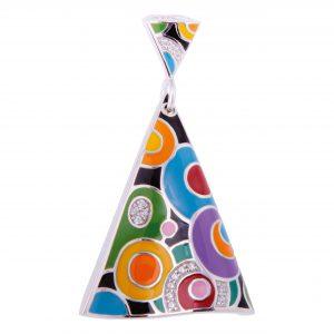 pendentif-femme-argent-laque-una-storia-bq121157