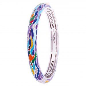 bracelet-jonc-femme-argent-laque-na-storia-jo121208