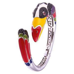 bracelet-jonc-femme-argent-laque-una-storia-jo12144