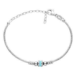 bijou-argent-bracelet-jonc-boule-fantaisie