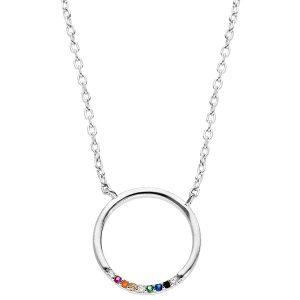 collier-argent-rhodie-cercle-bijou-femme