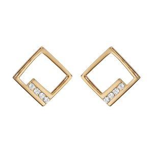bijou-femme-boucles-d-oreilles-puces-plaque-or