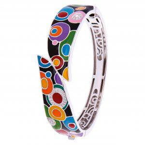 bracelet-jonc-femme-argent-laque-una-storia-jo121157