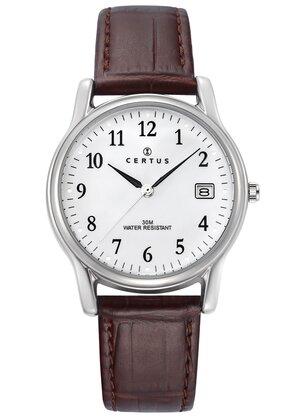 montre-homme-certus-cuir-date-610592