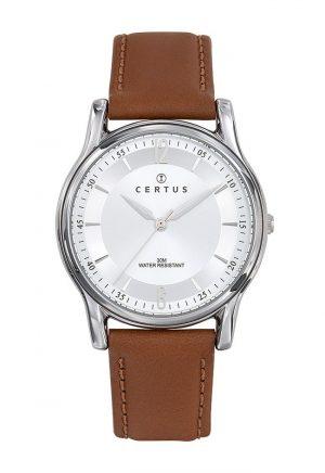 montre-homme-certus-cuir-date-610612-vintage