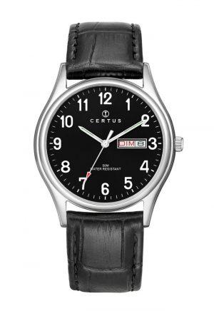 montre-homme-certus-cuir-date-610656