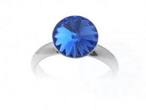 bague-argent-indicolite-paris-cristal-bleu-emily