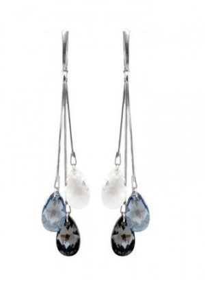 boucles-d-oreilles-argent-indicolite-3-larmes-cristaux-noir-blanc