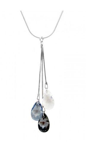 collier-argent-indicolite-3-larmes-cristaux-noir-blanc