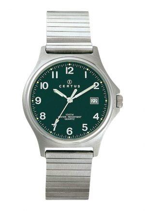 montre-homme-bracelet-extensible-acier-615827