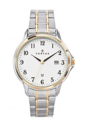 montre-homme-tout-acier-bicolore-616196