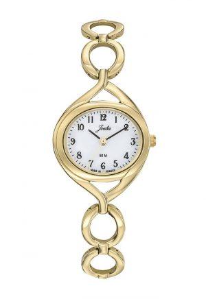 montre-femme-metal-doree-630564