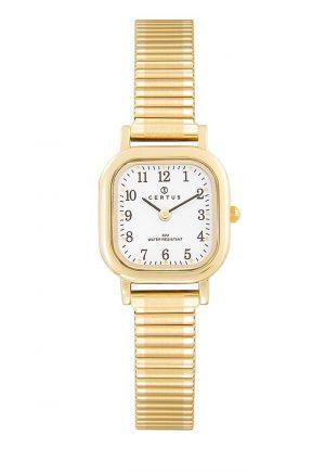 montre-carree-femme-bracelet-extensible-acier-630713
