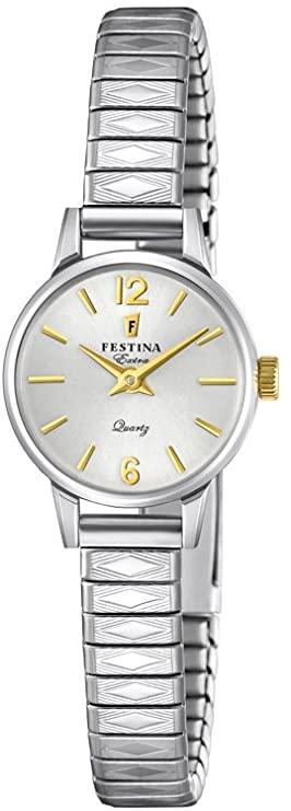 montre-festina-femme-bracelet-acier-elastique-f202622